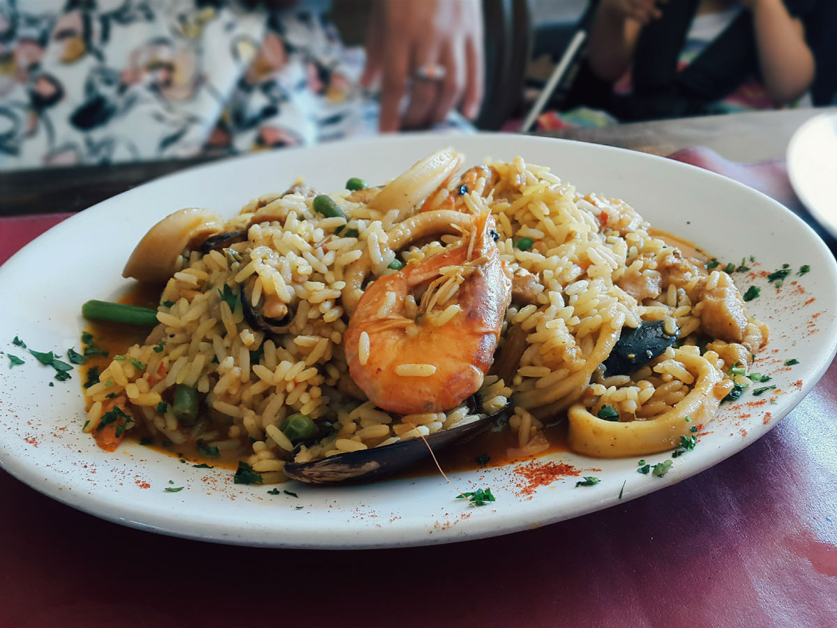 Dicas onde comer com vista em Montevidéu