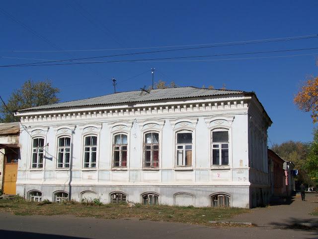 жилой дом на Кобозева 41