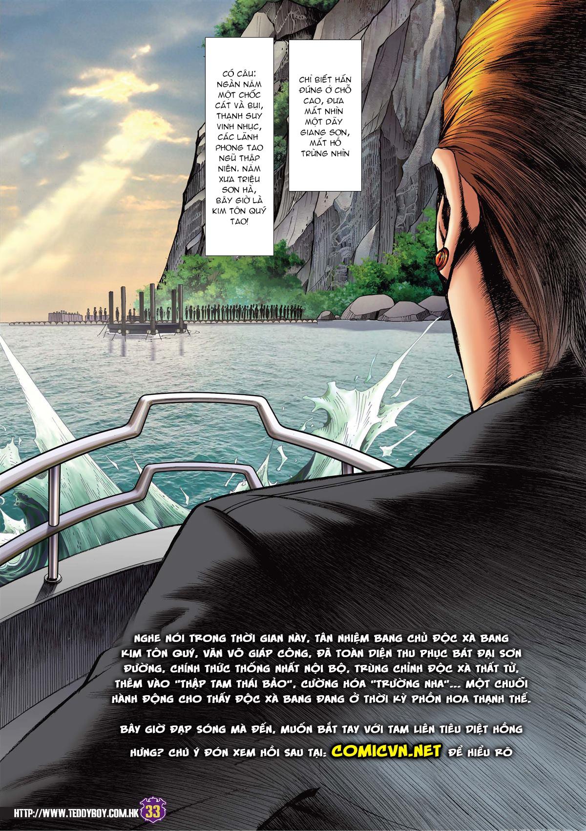 Người Trong Giang Hồ Chap 2130 - Next Chap 2131