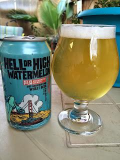 21st Amendment Hell or High Watermelon Wheat Ale 1