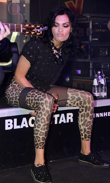 Jessie J - antifashion icon