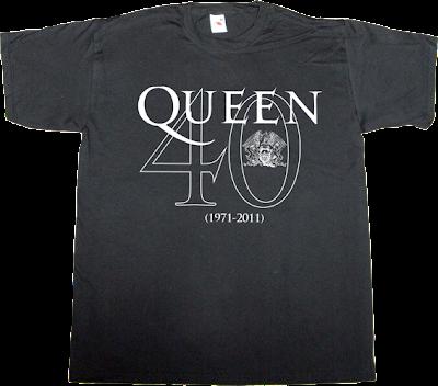 anniversary rock t-shirt ephemeral-t-shirts