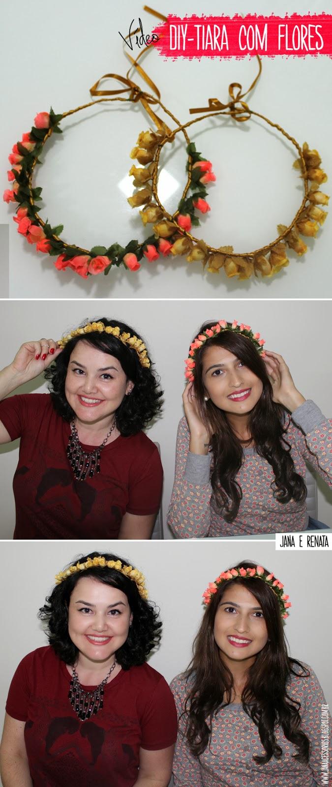 Faça você mesma, DIY, Tiara, Headband, coroa