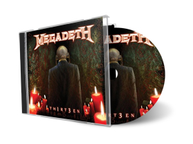Megadeth+ +TH1RT3EN+2011 Megadeth – TH1RT3EN