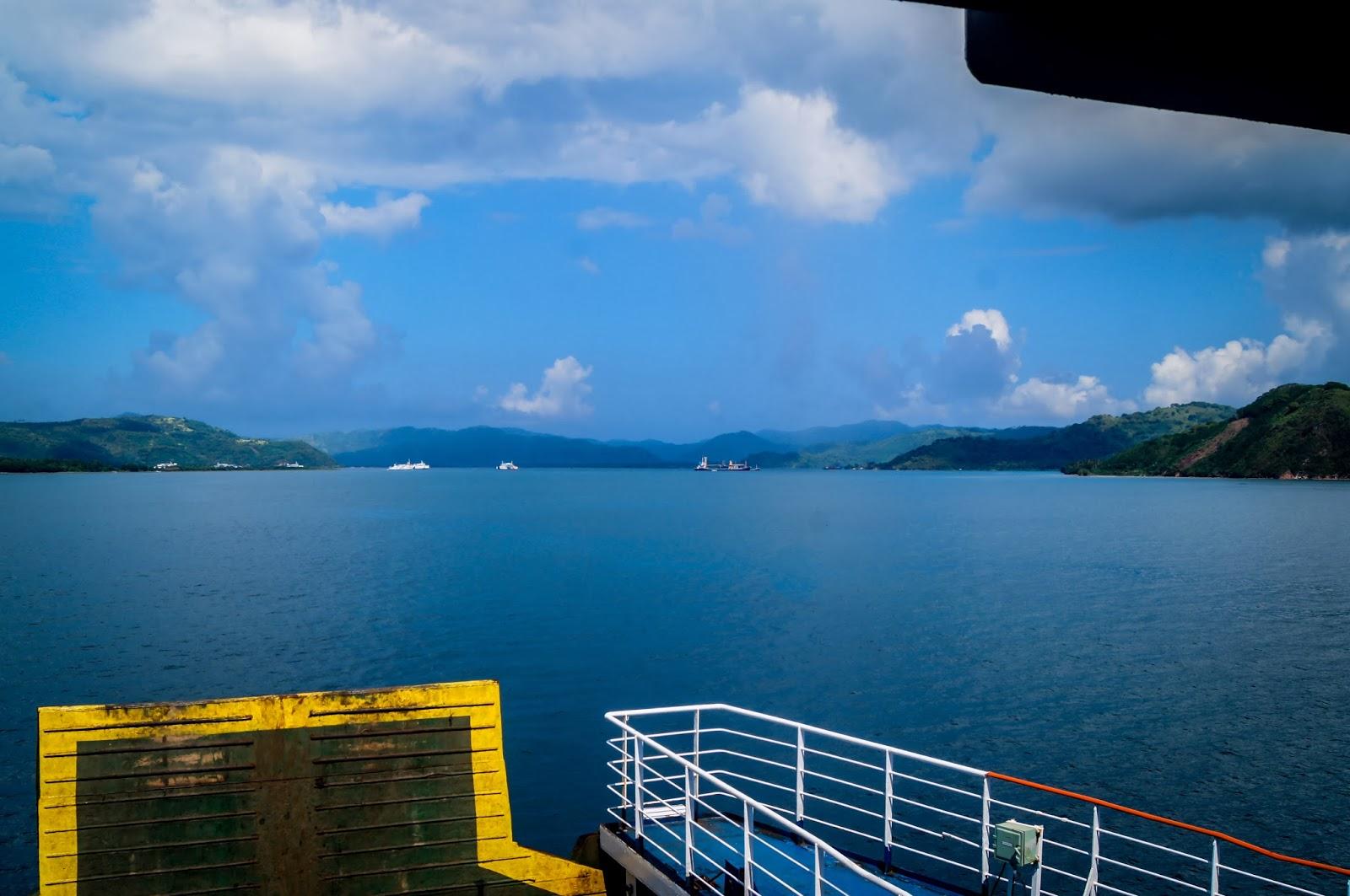 Vistas a la isla de Lombok