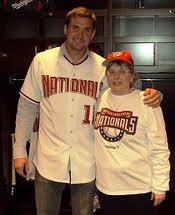 Marlene and Ryan Zimmerman