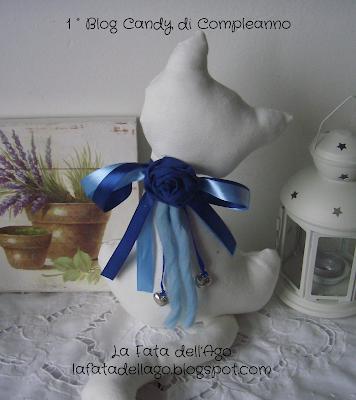Blog candy di compleanno La fata dell'ago