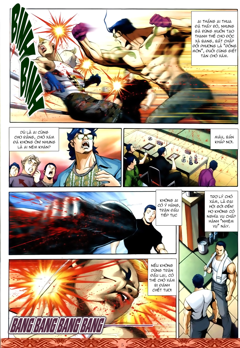 Người Trong Giang Hồ Chap 647 - Truyen.Chap.VN