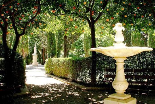 Jardín de Monforte