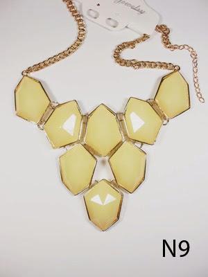 kalung aksesoris wanita n9