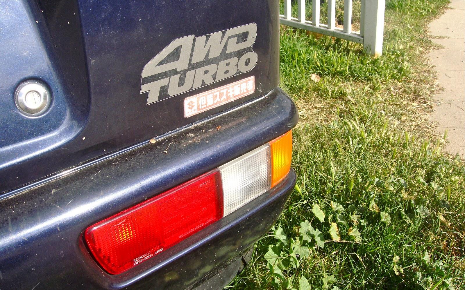 Suzuki Every Joy Pop Wd Turbo