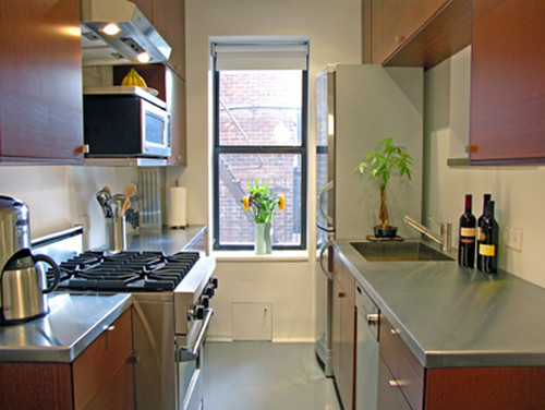 dapur type contoh interior desain prinsip minimalis