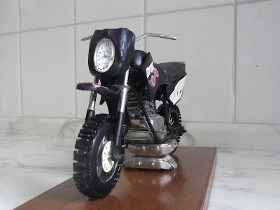 Roda Lander 250 - Miniatura