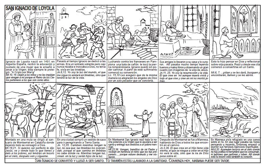 Parroquia La Inmaculada: Breve Biografía de San Francisco