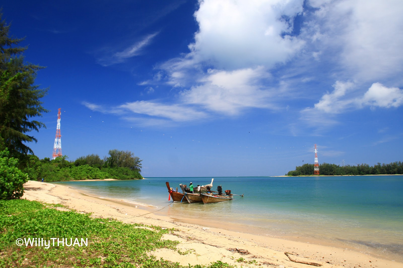 Haad Pak Phra Beach Phuket Beach