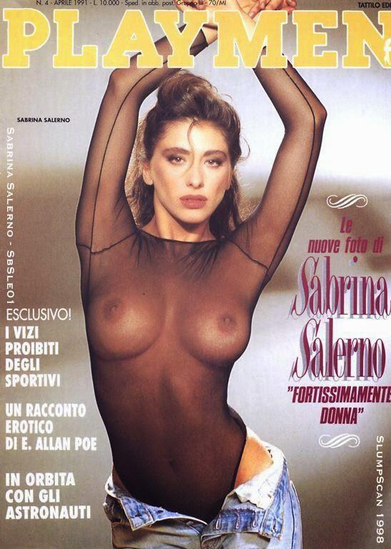 Topless sabrina salerno
