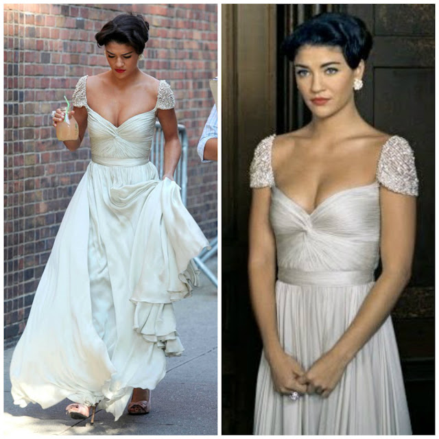 Gossip girl rufus and lily wedding dress