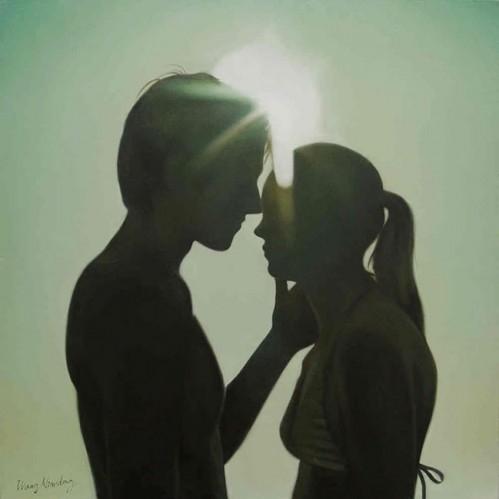 gambar romantis animasi kartun kata cinta   gambar foto