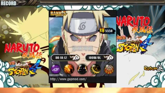 naruto shippuden ultimate ninja storm 1 free download for android