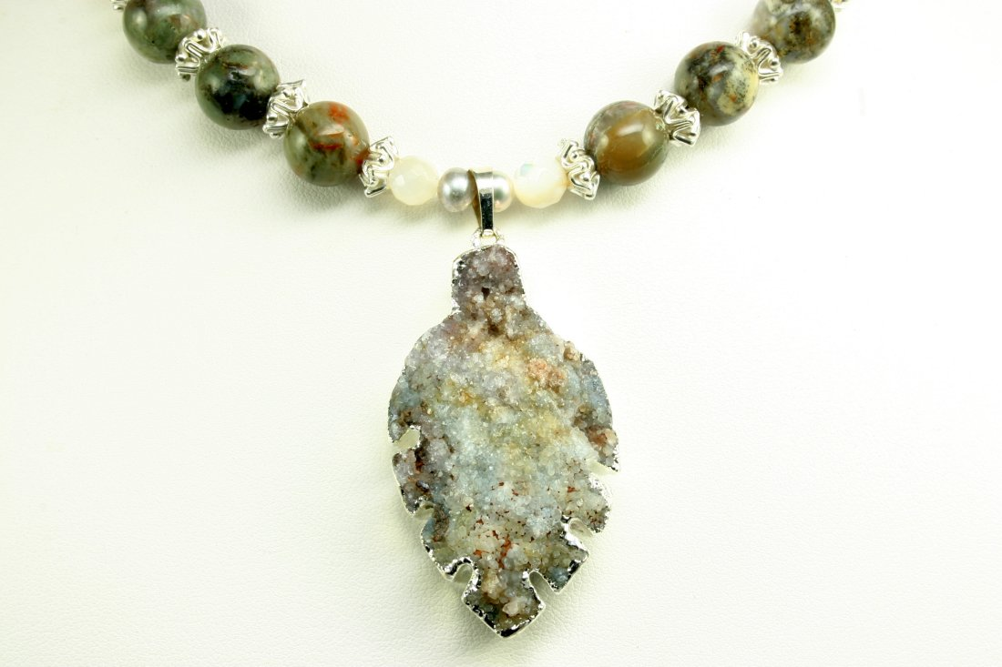 J. Jill Coprolite Jewelry - Vi...