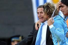 maestro tabarez es campeon de america con uruguay