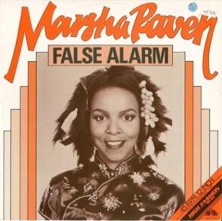 MARSHA RAVEN - False Alarm (1984)