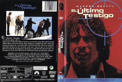 El último testigo | 1974 | The parallax view | Caratula - cine clásico