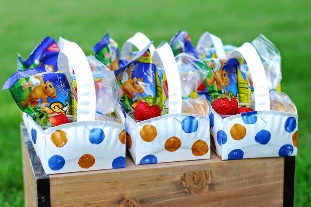 Preschool Art Easter Basket : Preschool ponderings diy easter baskets for