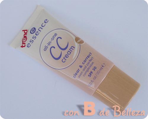 CC Cream tono Natural lowcost