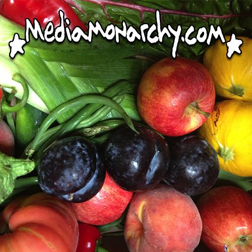 #FoodWorldOrder – Media Monarchy