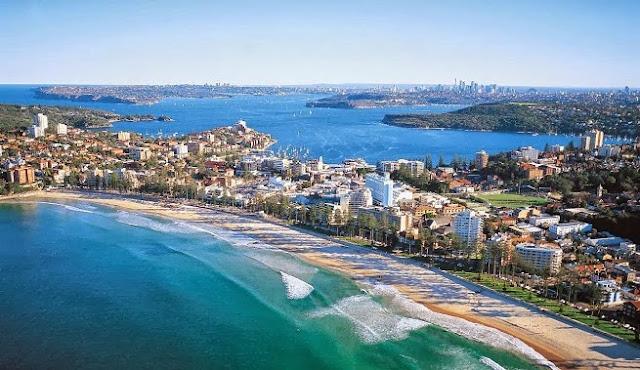 Excelentes playas en Sidney