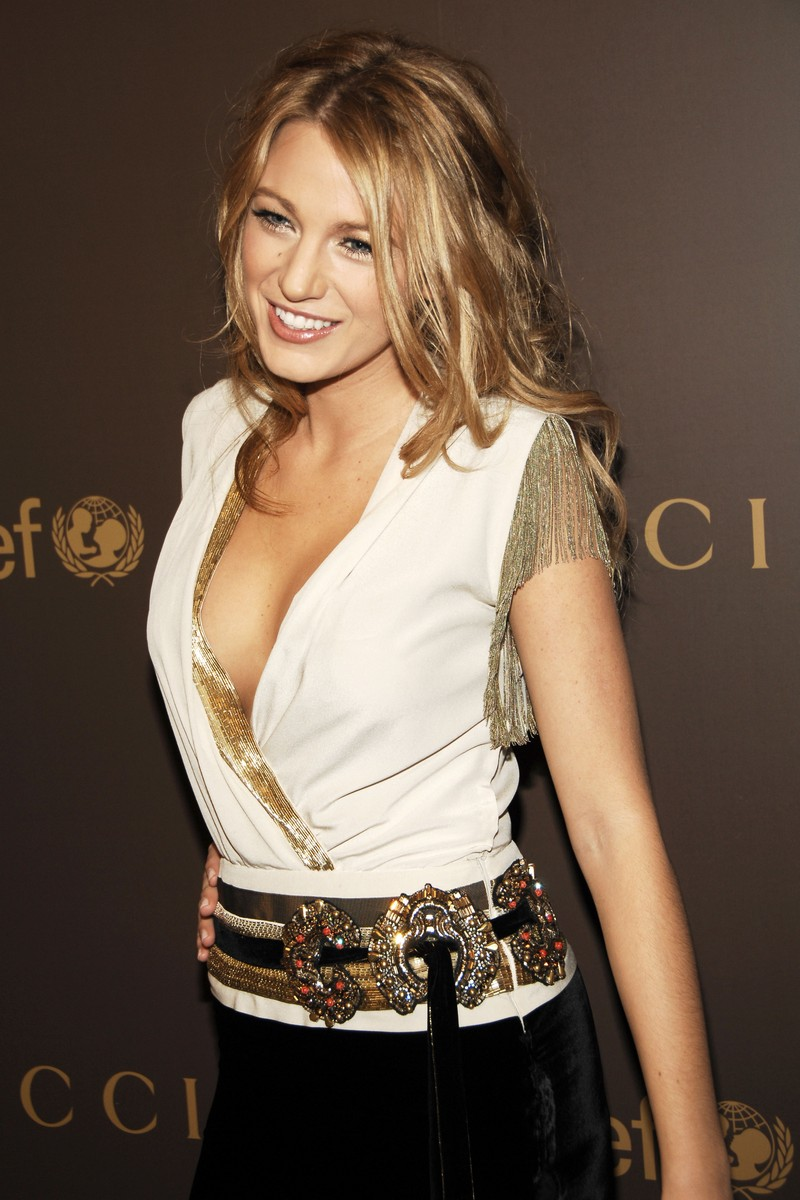 Blake Lively Hot Photos