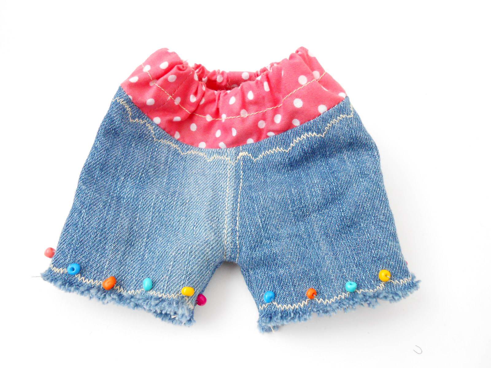 шорты для куклы