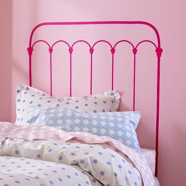 Cabeceros de cama pintados best with cabeceros de cama - Cabeceros pintados a mano ...