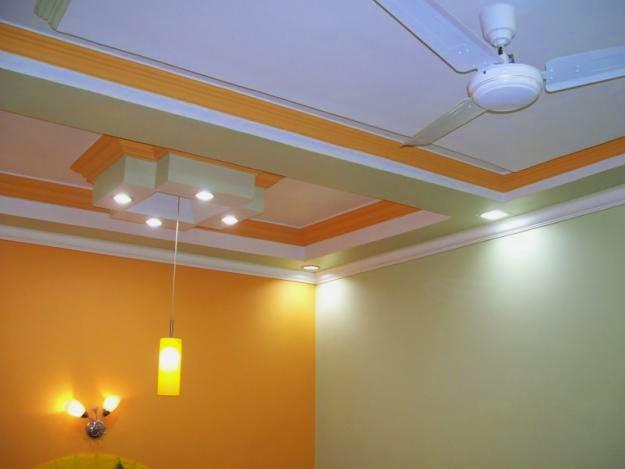 lampu plafon rumah minimalis