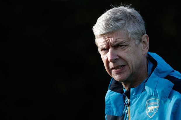 FURIOUS: Wenger believes the punishments need to be harsher