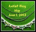 Sadafulee's Anklet Blog Hop