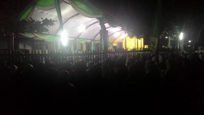 Haul Almaghfurllah K.H Hasan Bisri ke 45 Tawangrejo 2015
