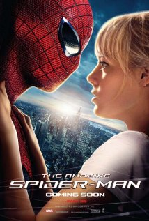 The Amazing Spider-Man (2012) CAMRip Hindi Dubbed 600MB