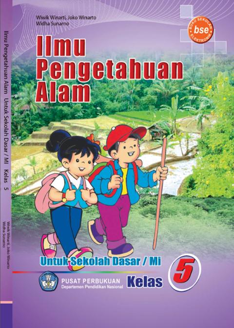 Buku Ilmu Pengetahuan Alam Kelas 5 KTSP