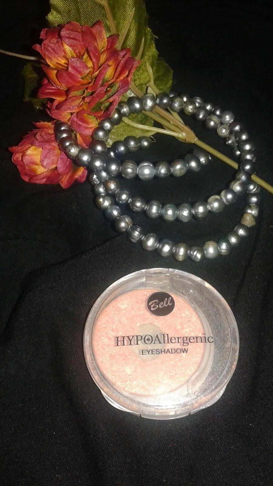 Top 10 kosmetyków... - #6 Bell HypoAllergenic No: 70 - Cień 2 w 1. Idealny jako cień, ale nie tylko... :)