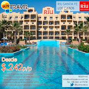 El Hotel Riu Santa Fe (Todo Incluido 24h) está situado en el sur de la . (suntravel riusantafe)