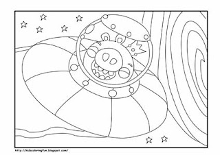 You Have Read This Article Angry Birds Coloring Pages Space With The Title Pig King