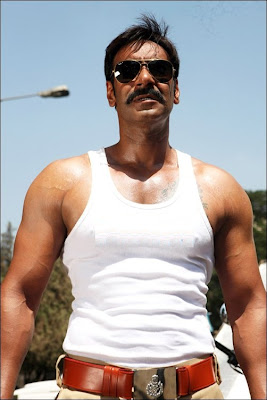 Ajay Devgn's beefy look for Singham