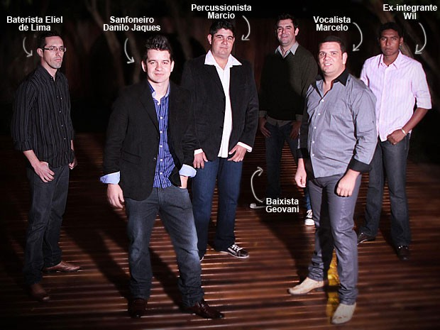 Banda que tocava em boate em Santa Maria o sanfoneiro (gaiteiro) Danilo Jaques morreu, conheça todos integrantes!