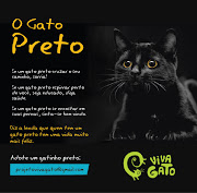 Viva o Gato Preto. Posted by Stella . . Posted on 08:01