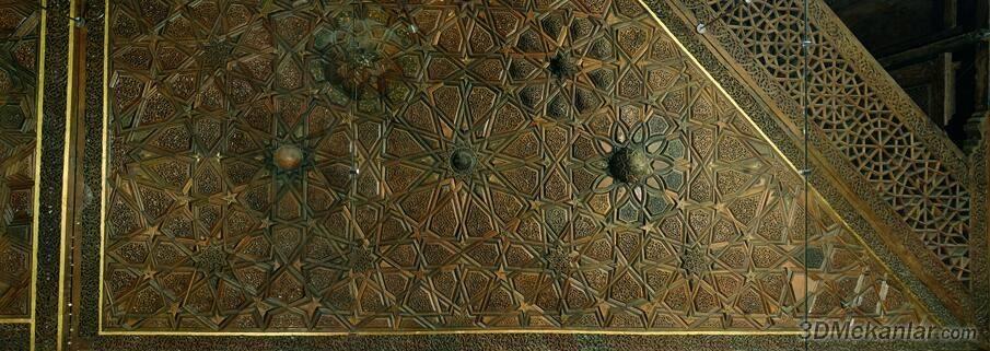 Yavuz Tellioğlu: The Celestial Pulpit in the Ulu Cami ...