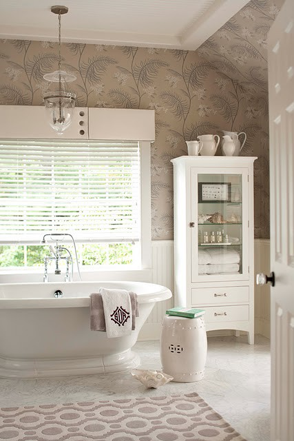 heres 4 other bathrooms with pedestal soaker tubs that i think you will like