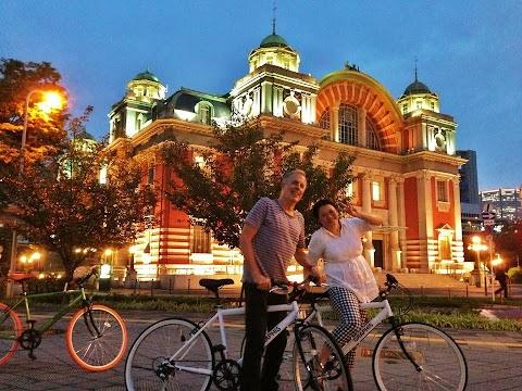 Osaka Bicycle Tours with Cycle Osaka