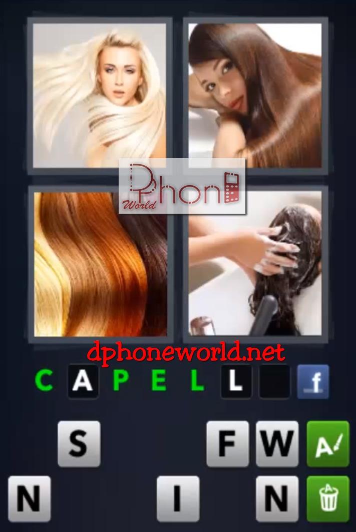 4 immagini 1 parola livelli con 7 lettere trucchi e for 4 immagini 1 parola fotografi